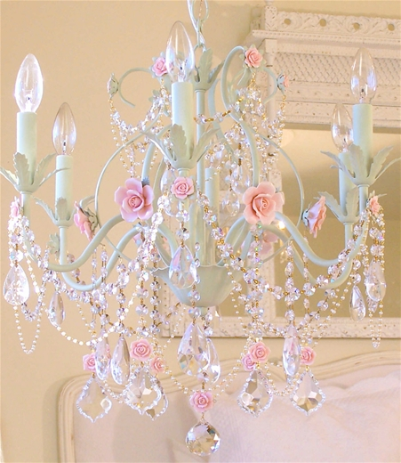 Chandelier For Baby Rooms